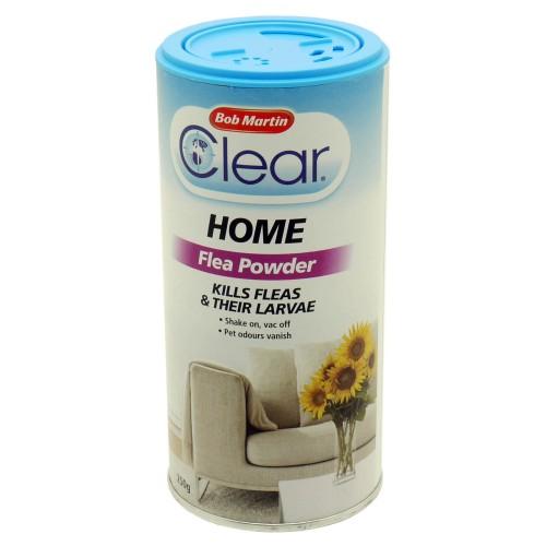 Bob Martin Clear Home Flea Powder 250g