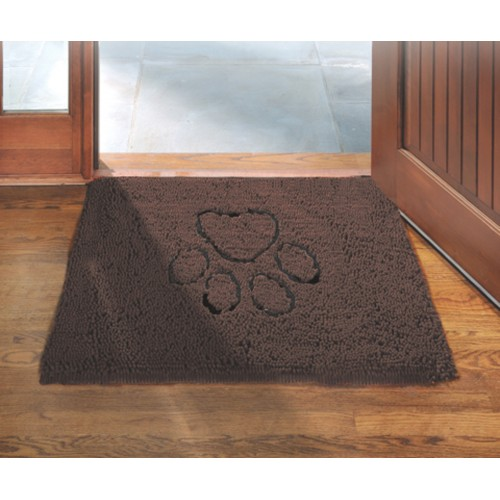 Dirty Dog Doormat Brown 79x51cm