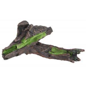 Fluval Decor Black Driftwood With Moss Large 28cm