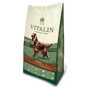 Vitalin Natural Adult Chicken & Potato 12kg