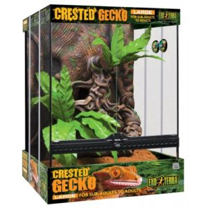 Exo Terra Crested Gecko Habitat Kit – Large