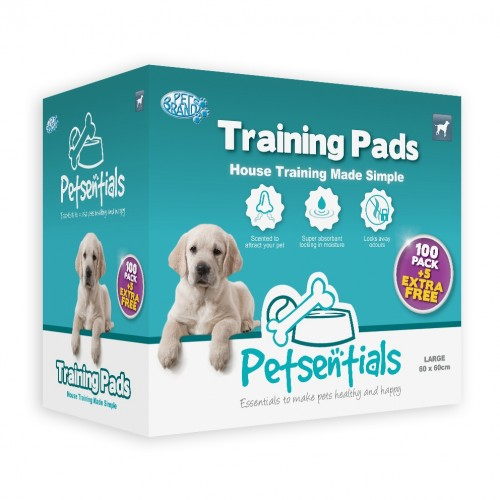 Petsentials Training Pads 105 Pack