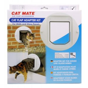 Adapter Kit For 360 Cat Flap Walls And Glass Panels