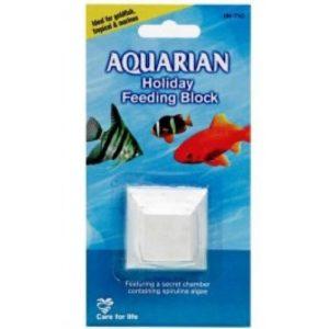 Aquarian Holiday Feeder Block
