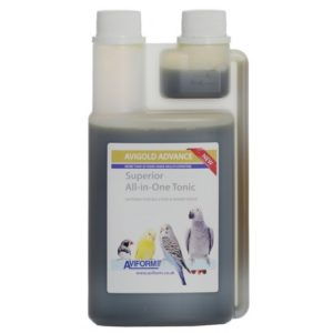 Avigold Advance All In One Liquid Cage & Aviary Birds Tonic 250ml