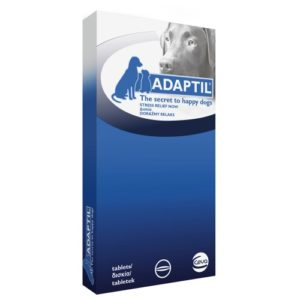 Ceva Adaptil Express Tablets 10's