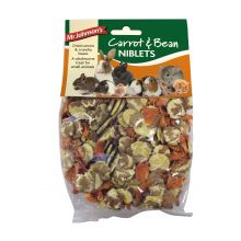 Mr Johnsons Carrot & Bean Niblets 150g