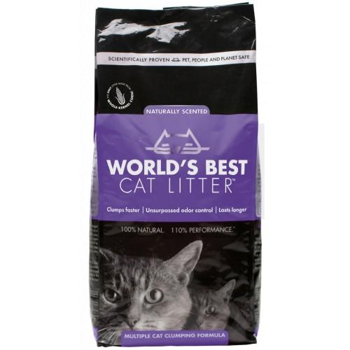 Worlds Best Cat Litter Lavender 6.35kg