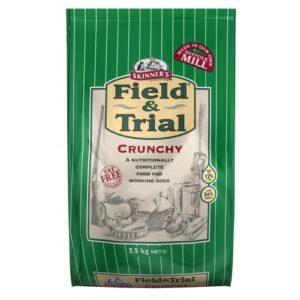 Field & Trial Crunchy 2.5kg