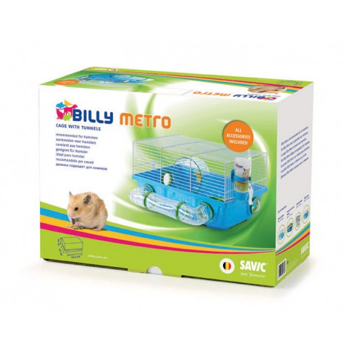 Billy Metro Hamster Cage 42.5x38x23cm