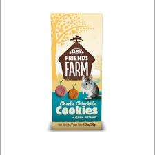 Tiny Friends Farm Charlie Cookies With Raisin & Carrot 120g