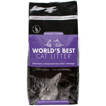 Worlds Best Cat Litter Lavender 12.7kg