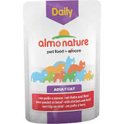 Almo Nature Daily Menu Cat With Tuna And Salmon 70g
