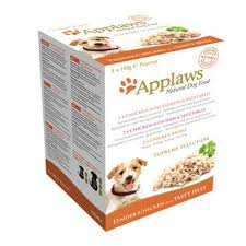 Applaws Pouch Supreme Selection Multipack 5x100gx4