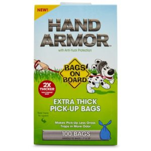 Bags On Board Hand Armor 100 Bags