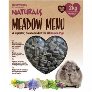 Naturals Meadow Menu Guinea Pig 9kg