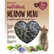 Naturals Meadow Menu Rabbit 2kg