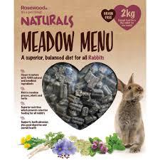 Naturals Meadow Menu Rabbit 9kg
