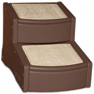 Pet Gear 2 Step Chocolate 40.64×55.88×40.64cm