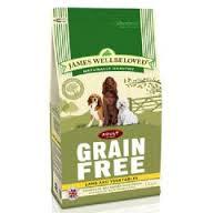 james wellbeloved Dog Senior Lamb Grain Free 1.5kg