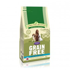 james wellbeloved Dog Senior Ocean White Fish Grain Free 1.5kg