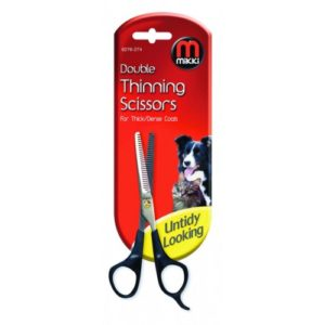 Mikki Double Thinning Scissors