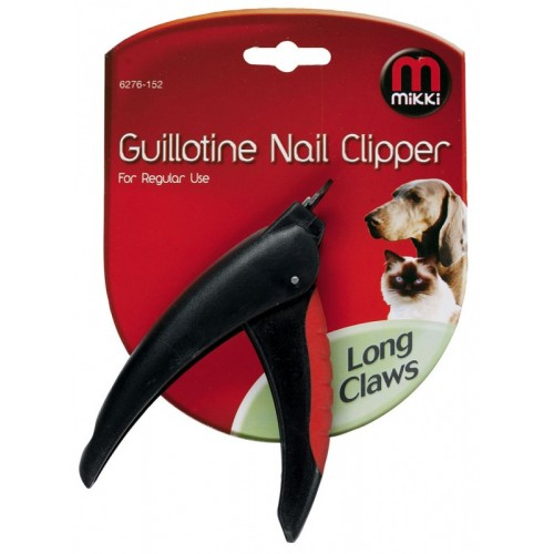 Mikki Guillotine Claw Clipper