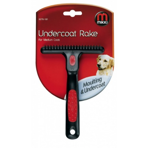 Mikki Undercoat Rake Medium Coats