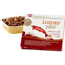 Applaws Dog Luxury Pate Salmon With Courgette 150gx7