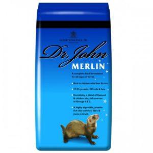 Dr John Merlin Ferret Food 10kg
