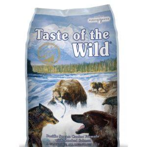 Taste Of The Wild Dog Pacific Stream Smoked Salmon 2kg