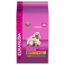 Eukanuba Dog Adult Weight Control Medium Breed Chicken 12kg