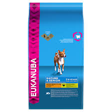 Eukanuba Dog Senior & Mature Medium Breed Chicken 12kg