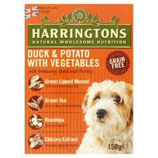 Wet Food Harringtons