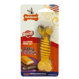Nylabone Flavour Frenzy Cheesesteak Regular