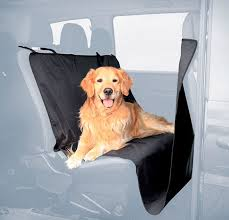 Trixie Seat Cover Black 1.45×2.15m