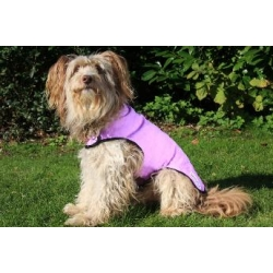 "Prestige ""cool Dog"" Cooling Coat Pink Medium 50cm"