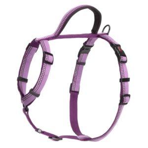 Halti Nylon Walking Harness Purple Small 43-60cm