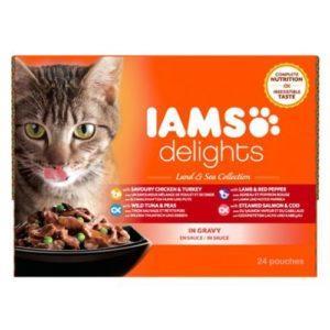Wet Food Iams