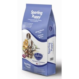 Dry Puppy / Junior Alpha