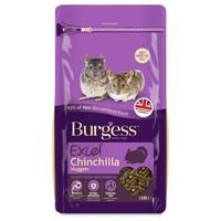 Chinchilla, Chipmunk & Degu