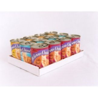 Cambrian Cat Delicious Chunks In Gravy – Variety Can 12 Pack