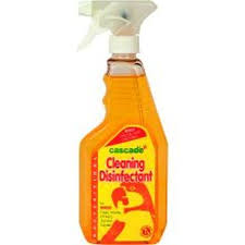 Cascade Bird Cleaning Disinfectant 500ml Trigger