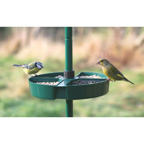 Cj Bird Buffet System – Selection Dish (attaches To Pole)