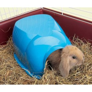 Cocoon Guinea Pig/dwarf Rabbit Home Assorted 34.5×26.5x16cm