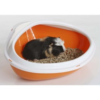Concha Small Animal Litter Tray Assorted 36×26.5×15.5cm