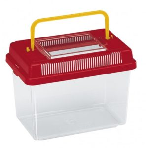 Geo Plastic Tank Extra Large Mixed Colours 35.6×23.4×22.8cm