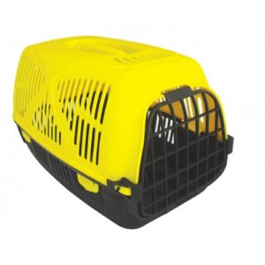 Good Girl Plastic Pet Carrier 500mm (19.5″)
