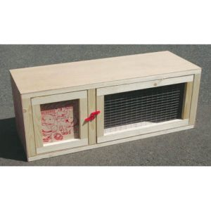 Guinea Pig Interior Hutch 32″
