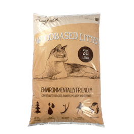Mayfield Woodbased Cat Litter 30ltr - Shanklin Pet Stores Isle of Wight